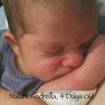 Nalani, 4 Days